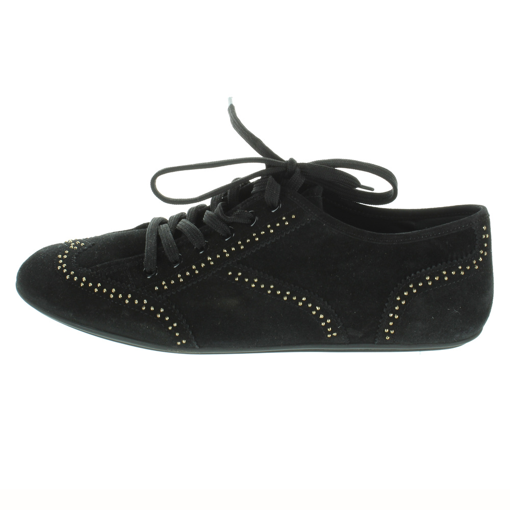 new arrive save off uk availability Cudoni | Louis Vuitton Luxury Suede Lace-Up Studded Trainers | Cudoni
